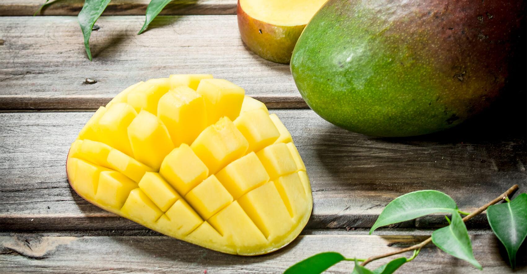 De lekkerste mango's. Vers uit Senegal!